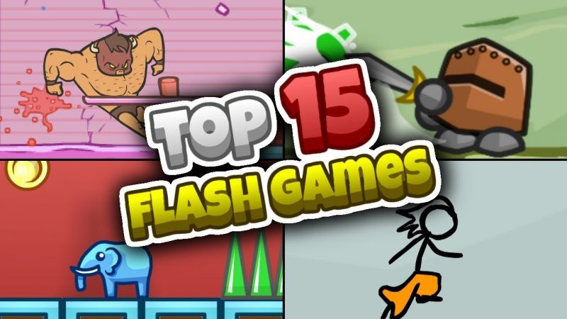 Get The Most Joy From Online Flash Game